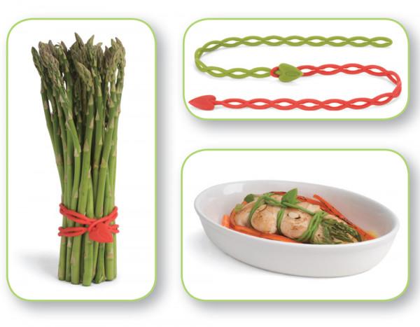 Food tie wraps 30cm / 6 pcs_c1be4