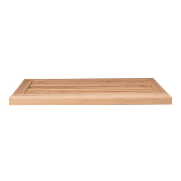 LEIPÄLAUTA 40x25x2,5 cm, pyökkiä