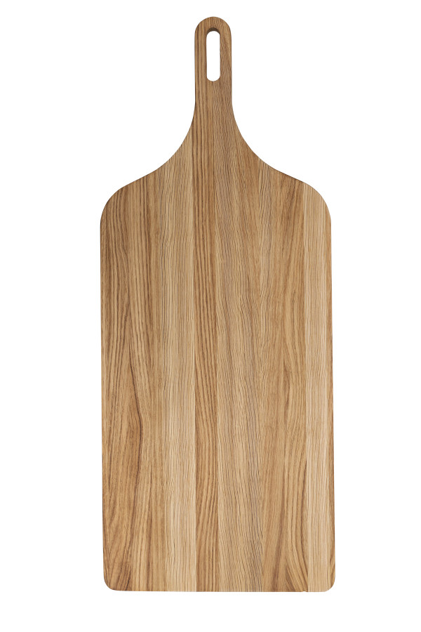 CUTTING BOARD 45x25x1,5cm, OAK WOOD_6d297