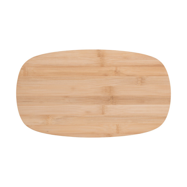 LEIPÄLAATIKKO JA LEIKKUULAUTA, bambu