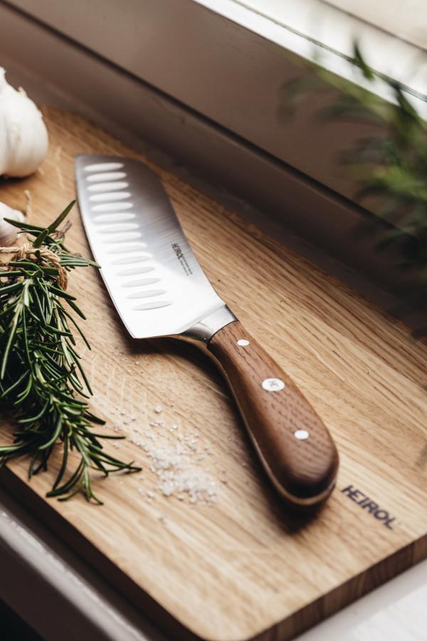 Santoku knife 18 cm