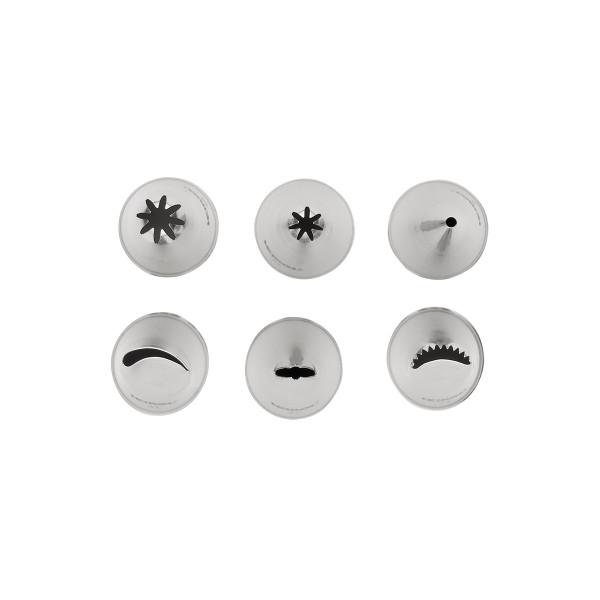 8-OSAINEN KORISTELUSETTI (pussi, 6 tyllaa, liitin)_f363a