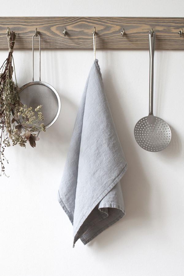 KITCHEN TOWEL, Light Grey_b9fc0