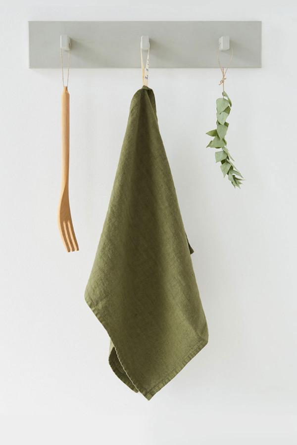 KITCHEN TOWEL, Martini Olive_21d21