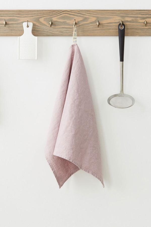 KITCHEN TOWEL, Pink Lavender_e05a5