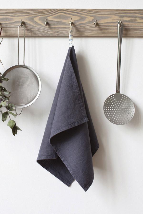 KITCHEN TOWEL, Dark Grey_13fcb