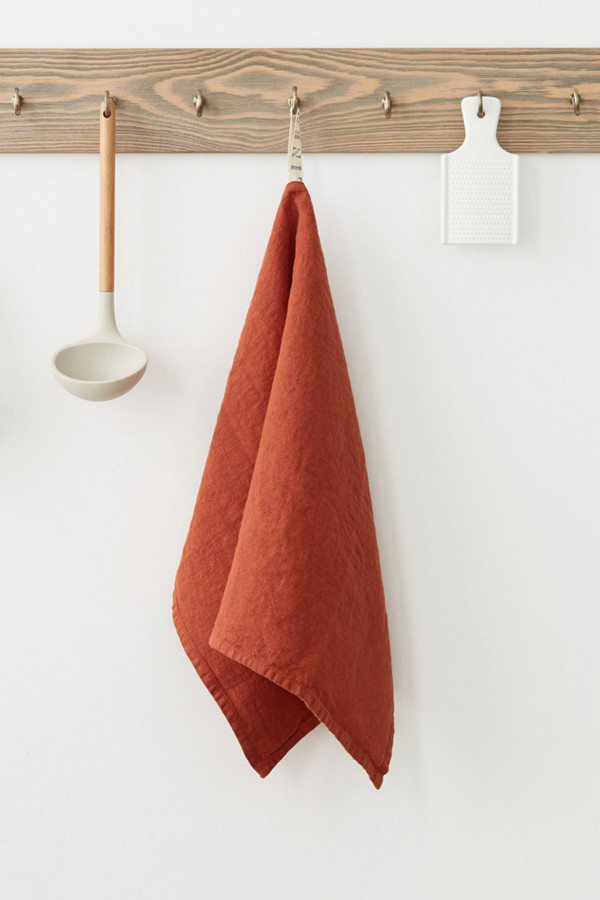 KITCHEN TOWEL Baked clay_993a2