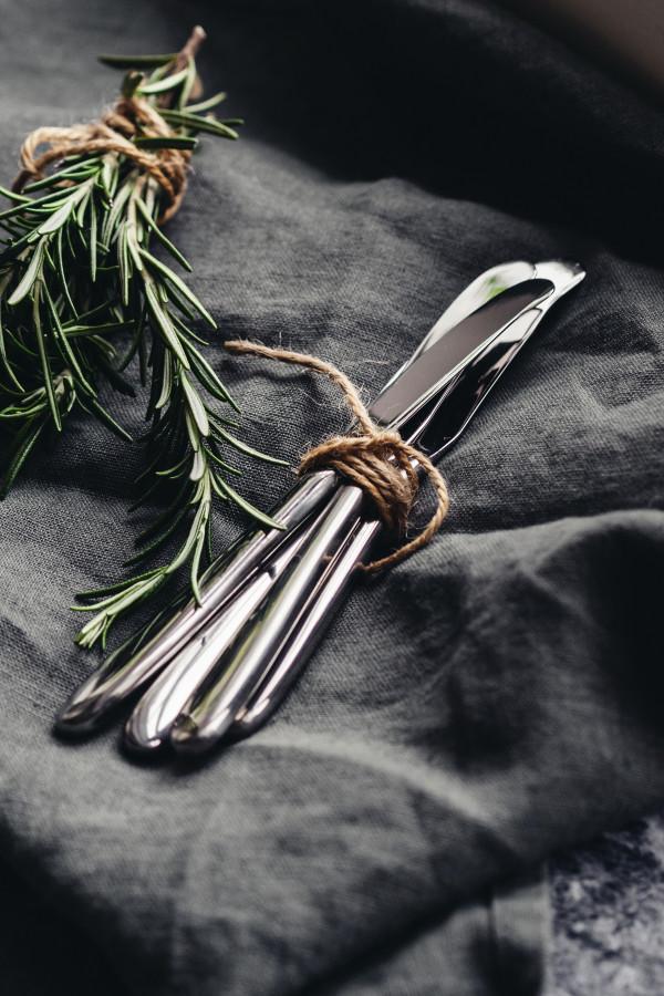 BUTTER / CHEESE KNIFE SET 4 PCS_53472