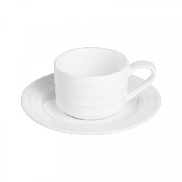 ESPRESSO CUP WITH SAUCER 1 DL FIRST_c656f