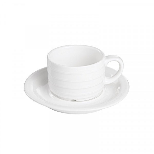 SAUCER FOR STACKABLE CUPS FIRST_103fa