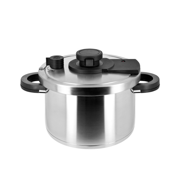 PRESSURE COOKER + STEAMER 24 CM / 7L ALPHA_79fb7