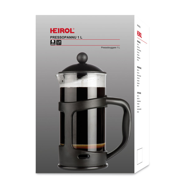 FRENCH PRESS 1 L / 8 CUPS_47028