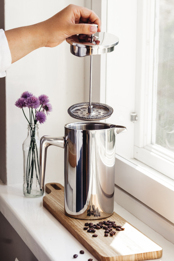 THERMO FRENCHPRESS DOUBLE WALL, S/S_d6449