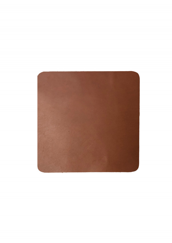 COASTERS SET 4 PCS, LEATHER_a133f