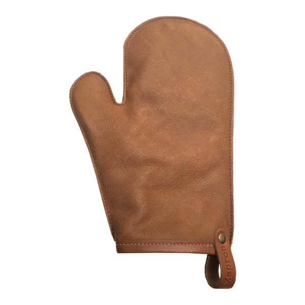 OVEN GLOVE, LEATHER_0e872