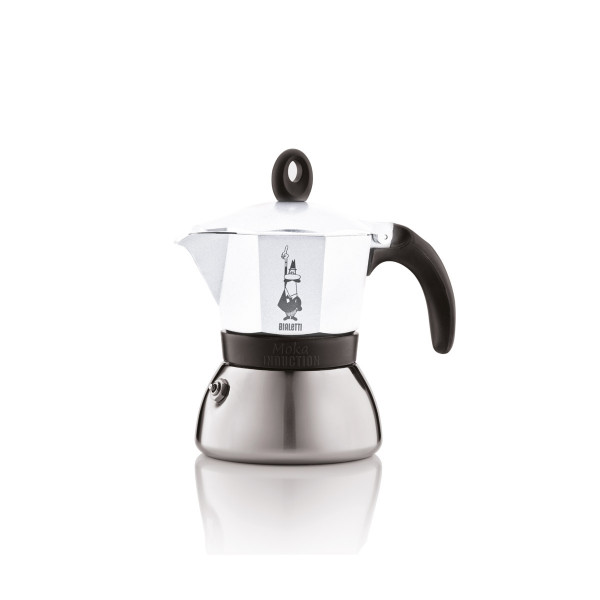 ESPRESSOKEITIN 3 k. Moka Induction White
