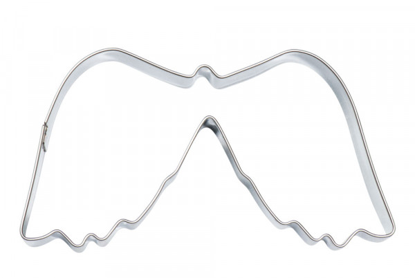COOKIE-CUTTER ANGEL WINGS 10 CM_a0712