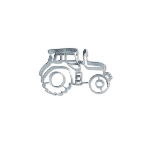 COOKIE-CUTTER TRACTOR 8 CM_c192b