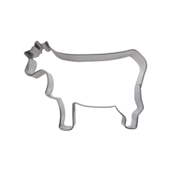 Lehmä 11,5cm PIKKULEIPÄMUOTTI_1c369