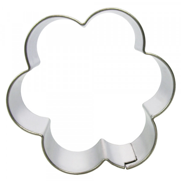 ROSETTE COOKIE-CUTTER 6 CM_dd031