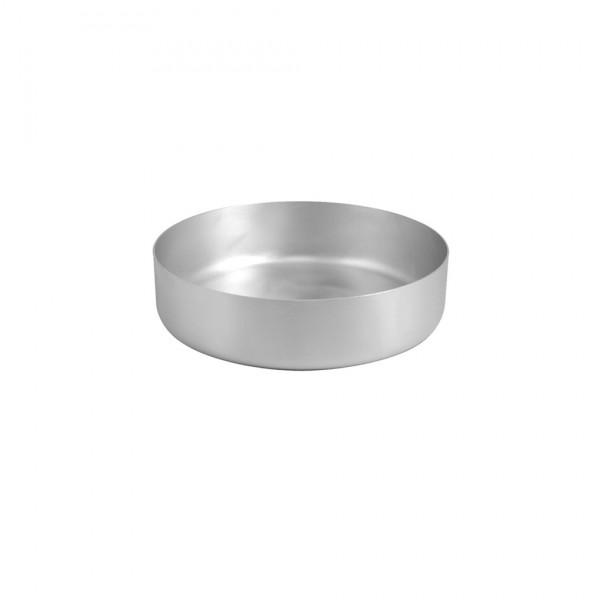 KAKKUVUOKA alumiinia 20 cm, korkeus 5cm / 1,5 l_b27a9