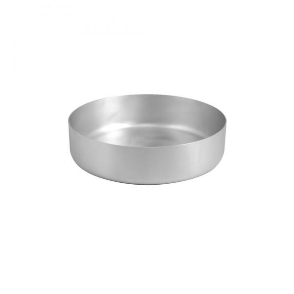 KAKKUVUOKA alumiinia 26 cm, korkeus 6 cm, 3 l_de1b0