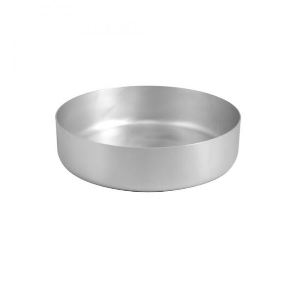KAKKUVUOKA alumiinia 30cm, korkeus 6 cm, 4 l_a668c