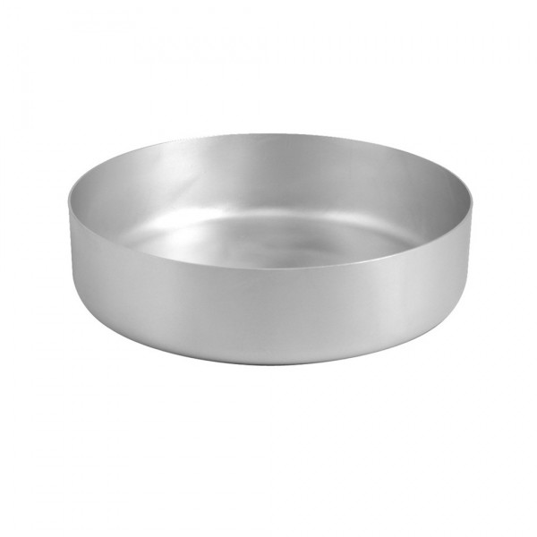 KAKKUVUOKA alumiinia 36cm, korkeus 6 cm, 5 l_6d1b7