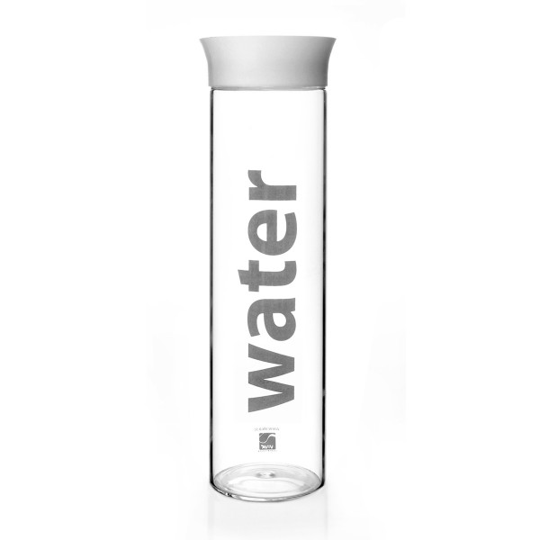 Viva Water Carafe 1L / White_983a6