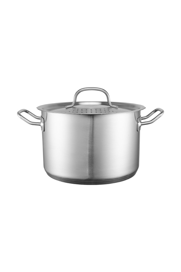 POT WITH STRAINER LID 22 CM 5 L_92916
