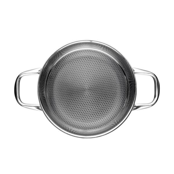 TARJOILUPAISTINPANNU 24 cm Steelsafe Pro
