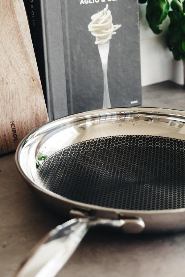 FRYING PAN 28 CM STEELSAFE pro_582b6