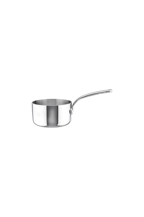 MINI SAUCE PAN 3-PLY 10X5 CM_60471