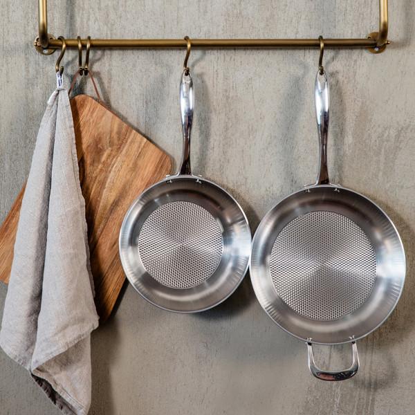 FRYING PAN 28 cm Allsafe 5-PLY Pro_eafd2