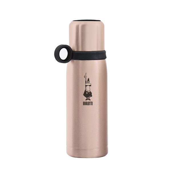 BIALETTI THERMOS 500ml Rose Gold